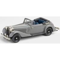 JENSEN 3.5 S Type Convertible, 1937, grey