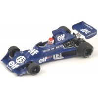 TYRRELL 007 GP US'75 #15, M.Leclere