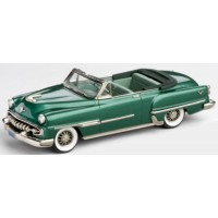 DESOTO Firedome Convertible, 1954, fairway green poly