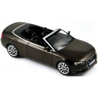 AUDI A5 Cabriolet, 2012, met.teakbrown