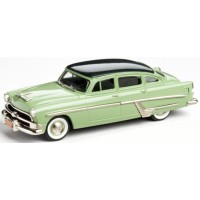 HUDSON Hornet 4-door Sedan, 1954, spring green/pasture greeen poly