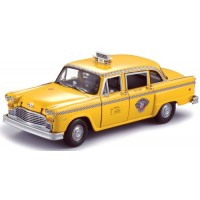 CHECKER A11 Cab New York, 1981
