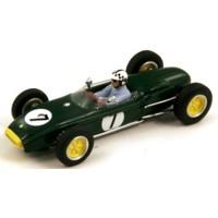 LOTUS 18 GP GreatBritain'60 #7, 3rd I.Ireland