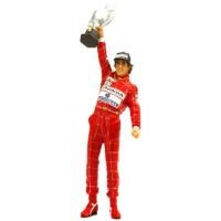 Ayrton SENNA Figurine Type 5 GP Brazil'91