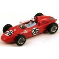 PORSCHE 718 GP Germany'62 #26, N.Vaccarella