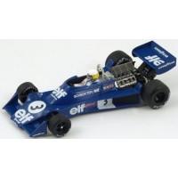 TYRRELL 007 GP Spain'76 #3, J.Scheckter