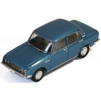 TOYOTA Corona, 1964, met.blue