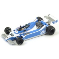 LIGIER JS11 GP Argentina'79 #26, winner J.Laffite