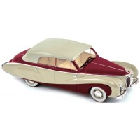AUSTIN A125 Sheerline, 1947, beige/d.red