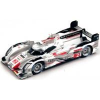 AUDI R18 e-tron quattro LeMans'13 #2, winner L.Duval / T.Kristensen / A.McNish