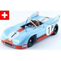 PORSCHE 908/3 Nürburgring'71 #1, Rodriguez / Siffert