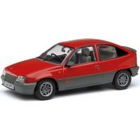 VAUXHALL Astra 1.6 SR, carmine red