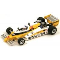 RENAULT RE20B GP Argentina'81 #15, A.Prost