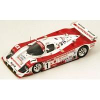 TOYOTA 94CV LeMans'94 #1, 2nd M.Martini / J.Krosnoff / E.Irvine