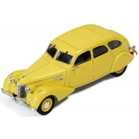 BERLIET 11CV Dauphine, 1939, yellow