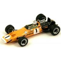 McLAREN M7A GP Italy'68 #5, D.Hulme