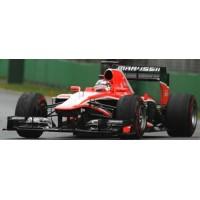 MARUSSIA MR02 GP Malaysia'13 #22, J.Bianchi