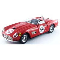FERRARI 250 California Nassau'61 #59, 11th A.Wylie
