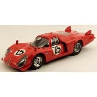 ALFA ROMEO 33.2 LM Daytona'69 #25, Dibos / Chappuis / Calabattisti