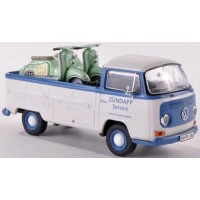 VW T2a Pick-up