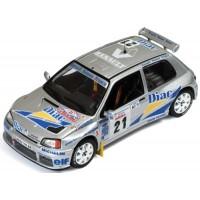 RENAULT Clio Maxi TdCorse'95 #21, P.Bugalski / JP.Chiaroni