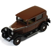 OPEL 10/40 Modell 80, 1928, brown/black