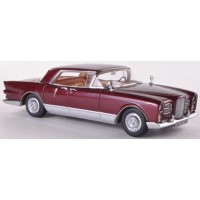 FACEL VEGA Excellence, 1958, met.d.red/silver