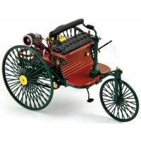 BENZ Patent-Motorwagen, 1886, green