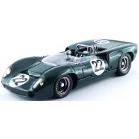 LOLA T70 Spider Silverstone'66 #22, H.Dibley
