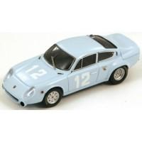 ABARTH Simca 2LCoupes de Paris'64 #12