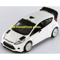 FORD Fiesta RS WRC Rally Specs, white