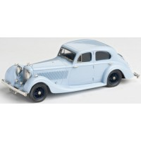 BENTLEY 4 1/4 Saloon Coachwork by Barker, 1936, blue