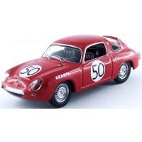 FIAT Abarth 850 S LeMans'60 #50, (ab) P.Guichet / G.Condriller