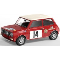 MINI 1275 GT Rally Scottland'70, 2nd & class winner P.Hopkirk / T.Nash