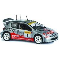 PEUGEOT 206 WRC MonteCarlo'01 #1