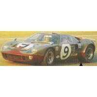 FORD GT40 LeMans'69 #9, (ab) F.Gardner / M.Guthrie