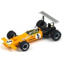 McLAREN M7A GP Spain'69 #5, 4th D.Hulme