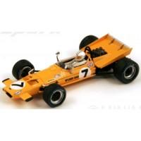 McLAREN M7A GP Netherlands'69 #7, 4th D.Hulme