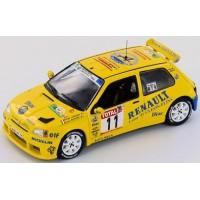 RENAULT Clio Maxi Rally Rouergue'95 #11, S.Jordan / J.Boyere