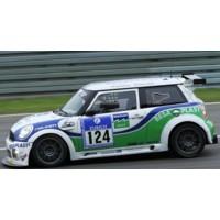 MINI JCW 24h Nürburgring'13 #124, F.Kovac / F.Lestrup / R.Eisenreich / J.Scmarl