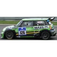 MINI JCW 24h Nürburgring'13 #126, R.Partl / H.Bock / F.Partl / J.Bretschneider