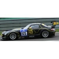 MERCEDES-BENZ SLS AMG GT3 24h Nürburgring'13 #125, M.Zehe / M.Bullit / R.Renger / M.Hartung