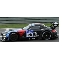 BMW Z4 GT3 24h Nürburgring'13 #20, 6th D.Adorf / C.Hurtgen / J.Klingmann / M.Tomczyk