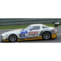 MERCEDES-BENZ SLS AMG GT3 24h Nürburgring'13 #22, 3rd K.Graf / J.Thomas / J.Seyffarth / N.Bastian
