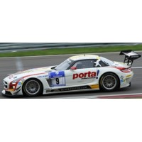MERCEDES-BENZ SLS AMG GT3 24h Nürburgring'13 #9, winner B.Schneider / J.Bleekemolen / S.Edwards