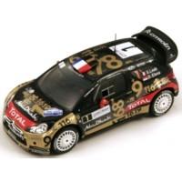 CITROËN DS3 WRC Rally France'13 #168, S.Loeb / D.Elena