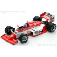 ZAKSPEED 841 GP Monaco'85 #30, J.Palmer