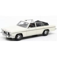 OPEL Diplomat Fissore 5.4 Cabrio, 1971, white
