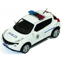 NISSAN Juke Police Turkey, 2010