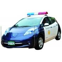 NISSAN Leaf Police